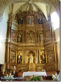 Iglesia de San Emeterio y San Celedonio - Dicastillo