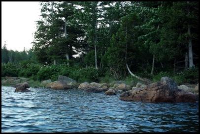 On Jordan Pond 015