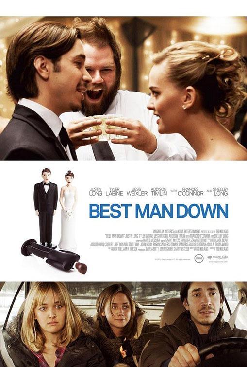 Best Man Down poszter és trailer, főszerepben Justin Long