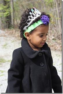 curly princess 561