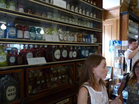 Obiective turistice Lvov: Muzeul Farmaciei