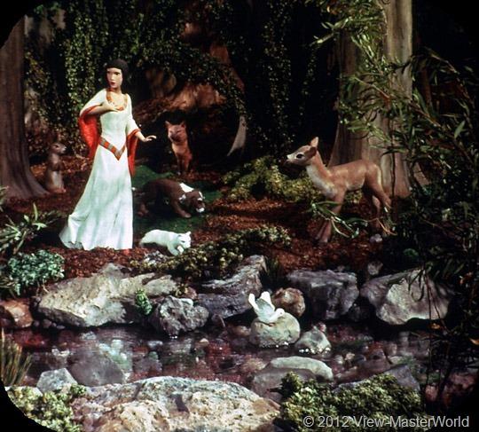 View-Master Snow White and the Seven Dwarfs (B300), Scene 7