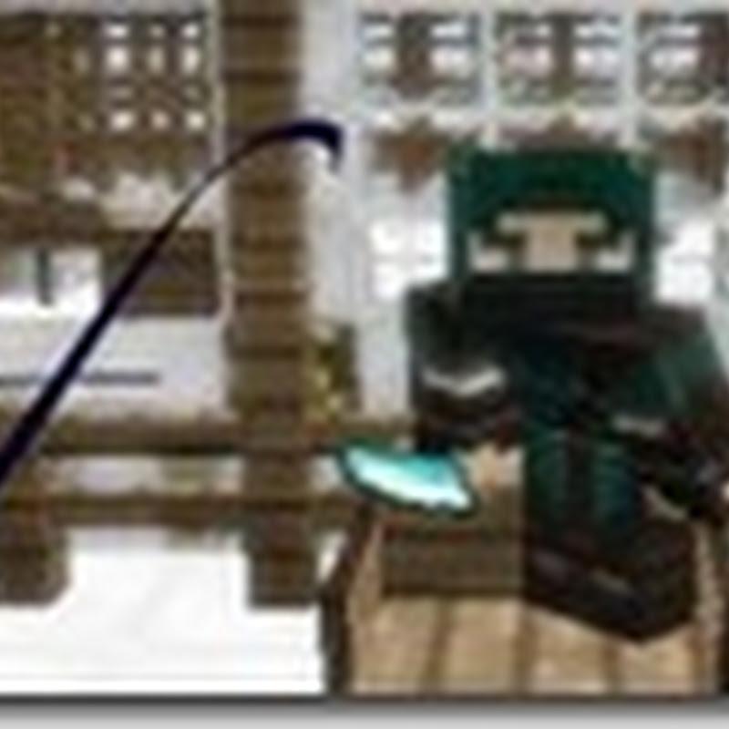 Minecraft 1.3.2 - Parkour Thief Map