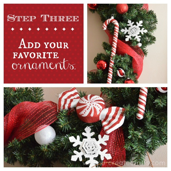 Step 3 Add Favorite Ornaments