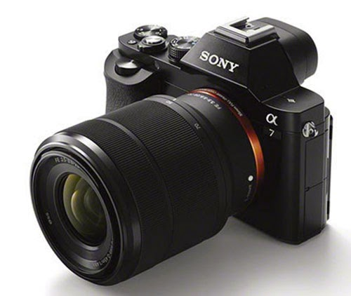 sony nex-a7 24-70mm FE lens