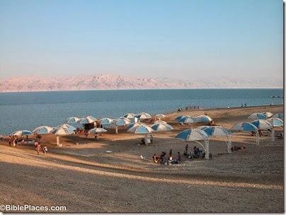 Dead Sea beach, tb100403500