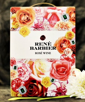 Rene Barbier Rose by Camilla Thulin