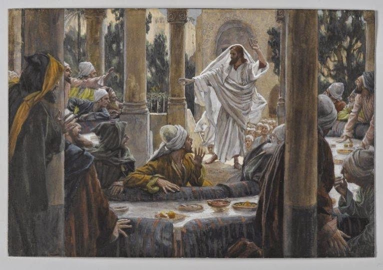 Curses Against the Pharisees