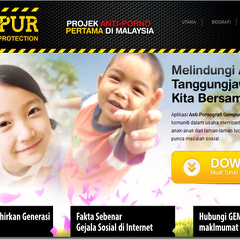 Projek Anti Porno Pertama di Malaysia !