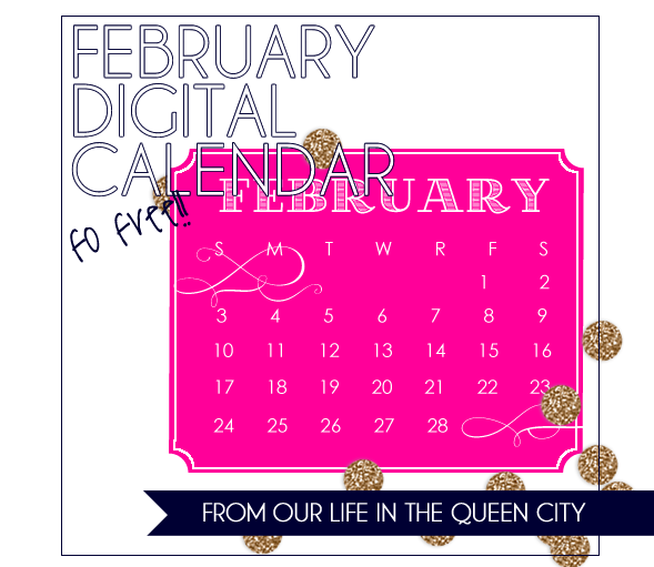 feburary calendar download