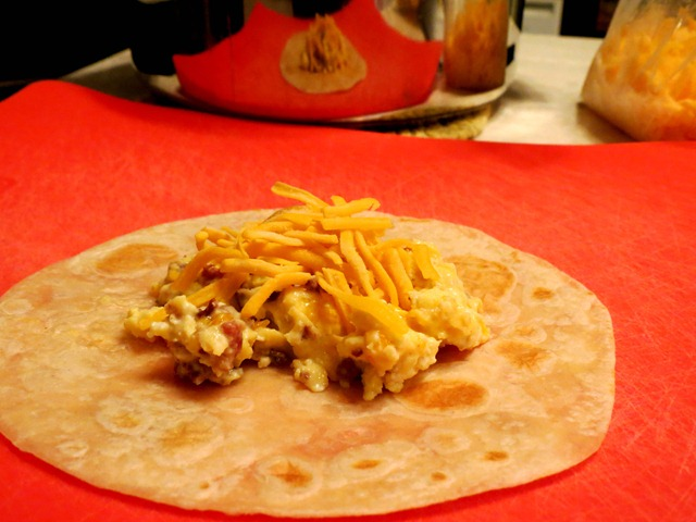 breakfast burritos fast cheap and easy2