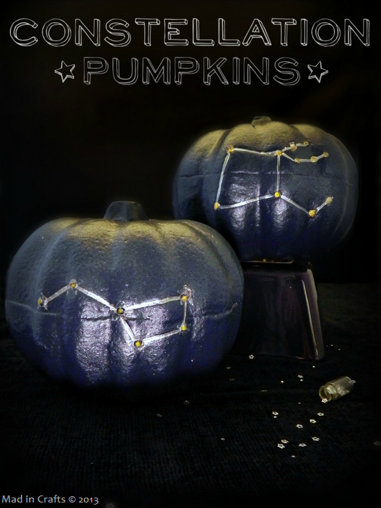Drilled Constellation Pumpkin