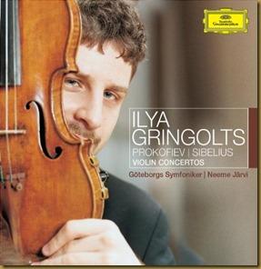 Prokofiev concierto violin 1 Gringolts Jarvi