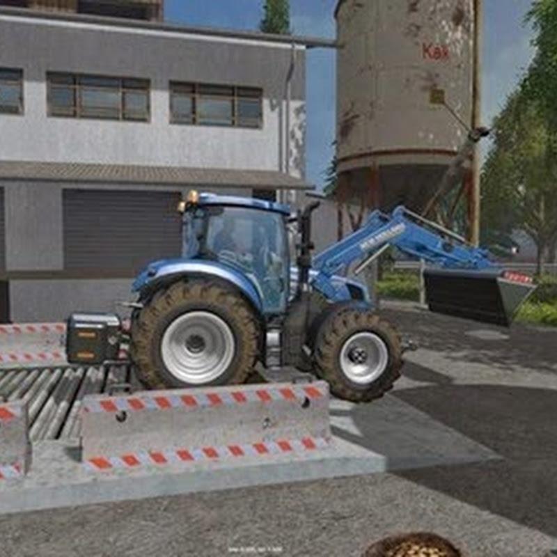Farming simulator 2015 - Grazyland v 1.2 GMK Mod