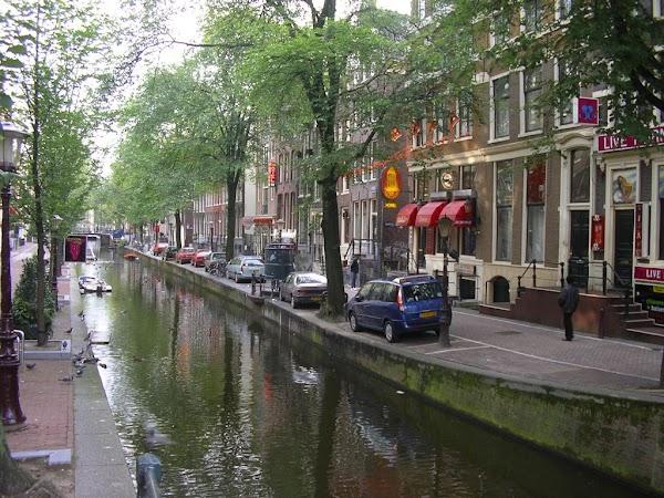 Obiective turistice Olanda: Cartierul Rosu, Amsterdam