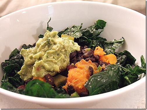 Speedy Butternut Squash & Black Bean Salad (9)