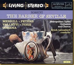 Rossini Barbero Leinsdorf