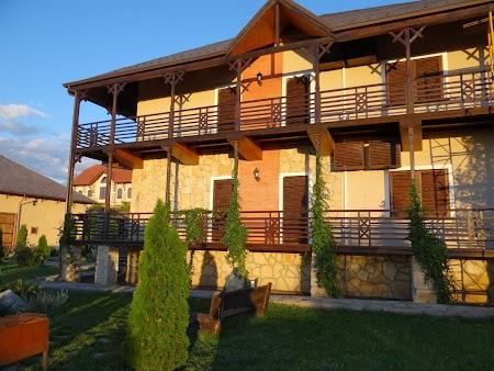 Drumul vinului -Basarabia: Vila Chateau Vartely