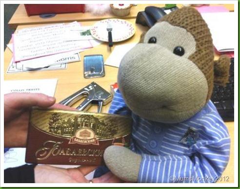 Russian Chocolate