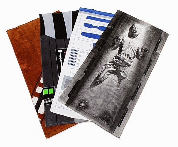 Star Wars Beach Towels from ThinkGeek