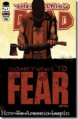 The walking Dead #98