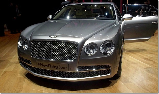 Bentley Flying Sput Mulsanne GT Speed (9)