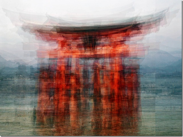 pep_ventosa_The floating Torii