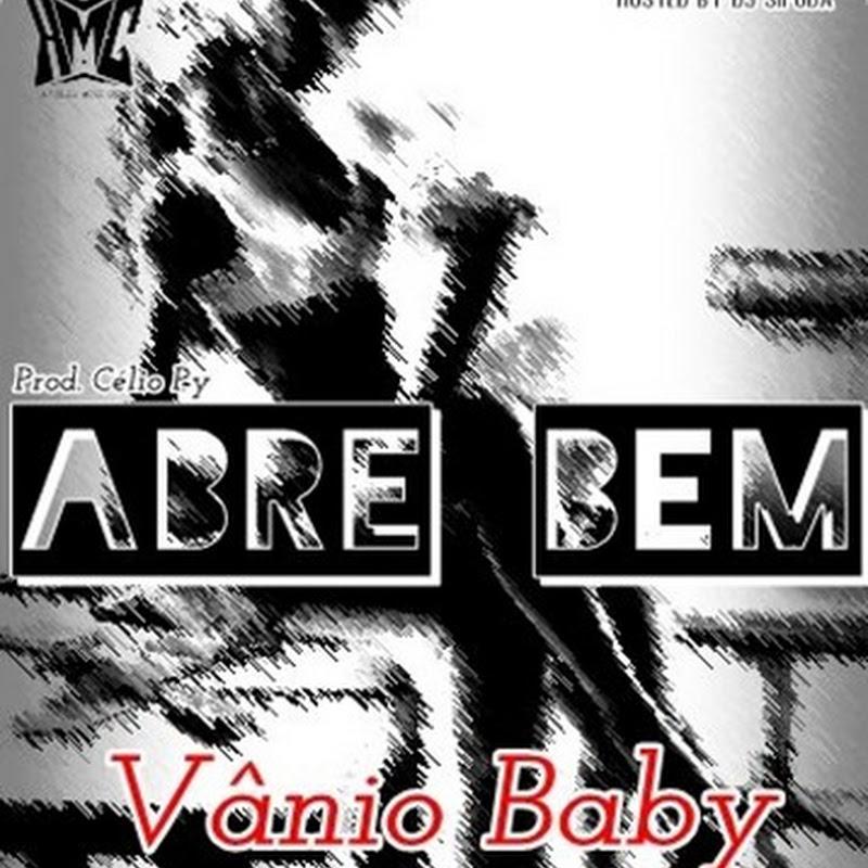 "R.M.G - ""Abre Bem"" Com Vânio Baby (Prod. Célio Py) [Download Track]"
