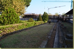 Villa San Marco under restoration
