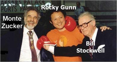 Monte, Rocky, Bill