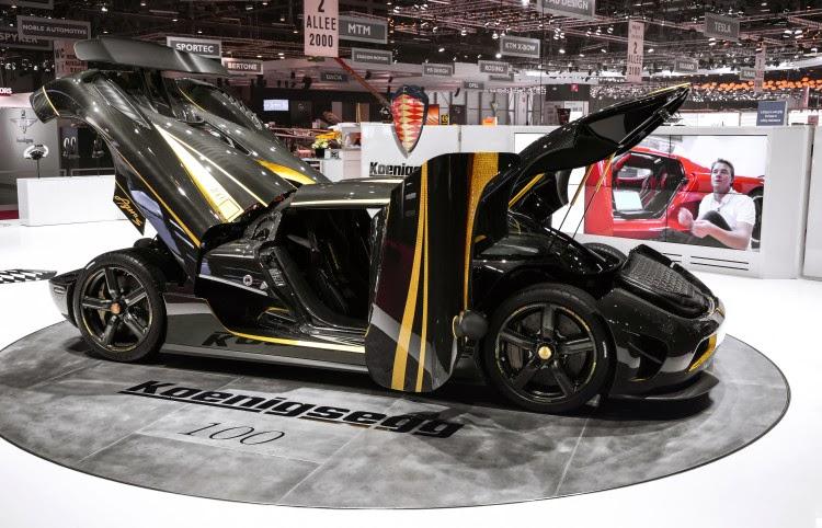 Koenigsegg%252520Agera%252520S%252520Hundra%2525203 Koenigsegg One:1   One HP per Kilogram Hypercar