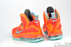 lebron9 allstar galaxy 24 web white Nike LeBron 9 All Star aka Galaxy Unreleased Sample