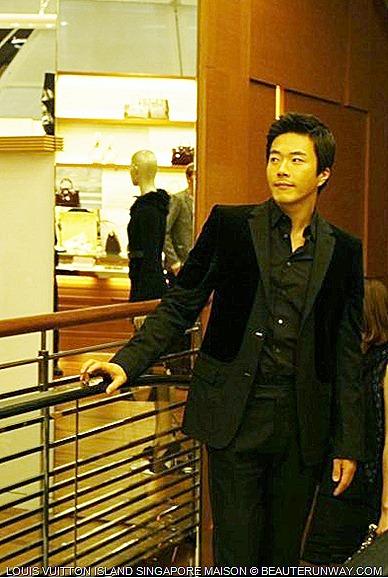 Louis Vuitton Island Singapore Maison Kang Sang Woo