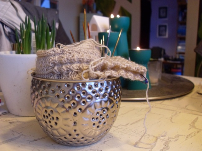 Pulsvarme med fine mønstre
