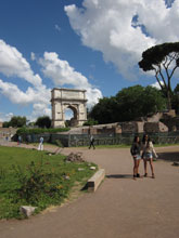 Арката на Тит