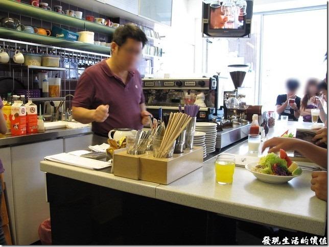 台南 Oilily Cafe