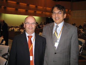 Leon Straus and Satish Jha.