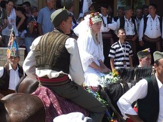 boda gitana en Guča