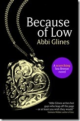 abbi glines because of low