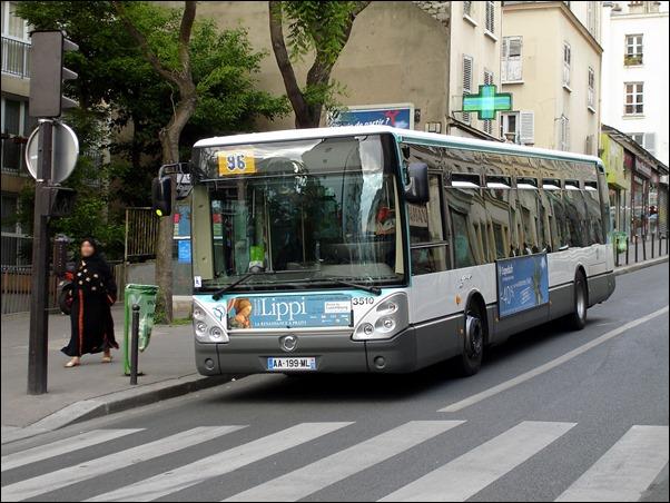 كيف تتنقل في باريس