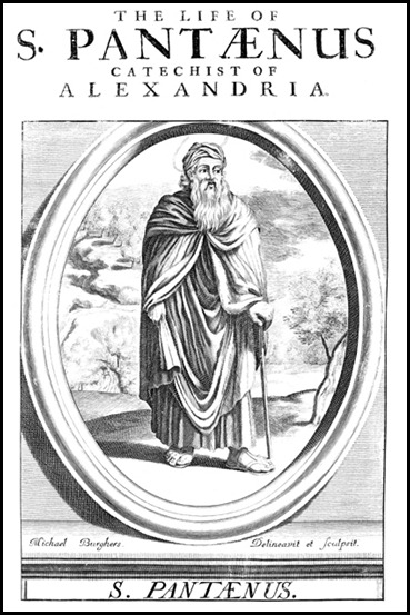 The Life of Saint Pantaenus