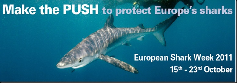 Save Europe's Sharks Oct 2011