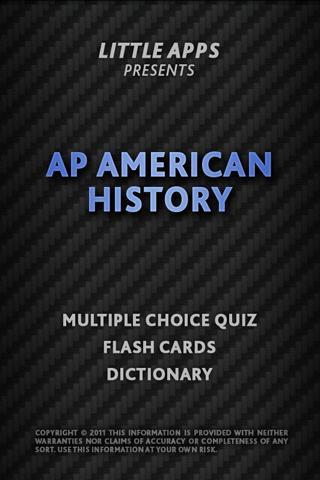 500 AP AMERICAN US HISTORY Qz