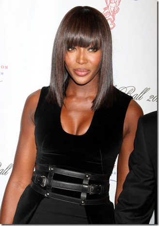 Naomi Campbell Long Hairstyles Long Straight jd3lw15iiJhl