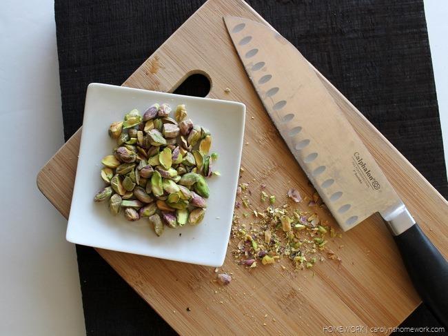 Pistachio Pomegranate Granola via homework - carolynshomework (3)