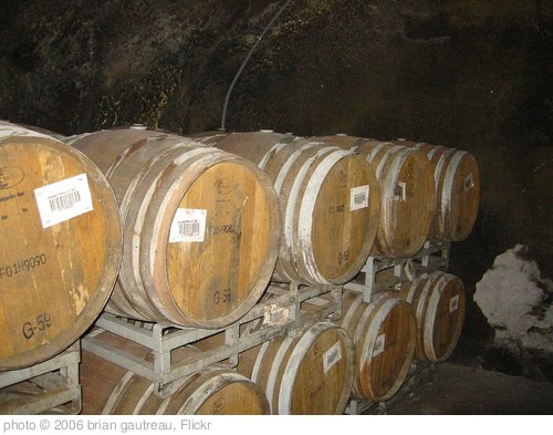 'Wine Barrels' photo (c) 2006, brian gautreau - license: http://creativecommons.org/licenses/by-sa/2.0/