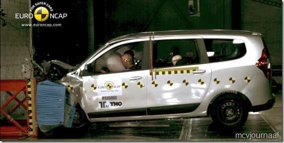 Euro NCAP Dacia Lodgy 05