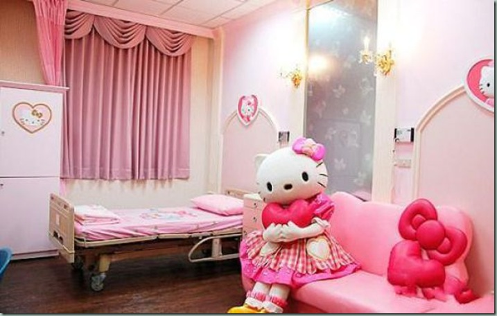 Sweat-Hello-Kitty-Maternity-Hospital-Photos