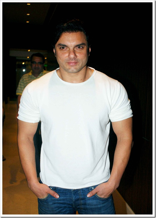sohail khan  latest pictures