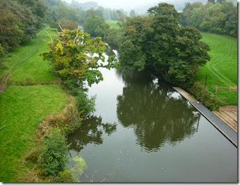 the avon from dundas aqueduct